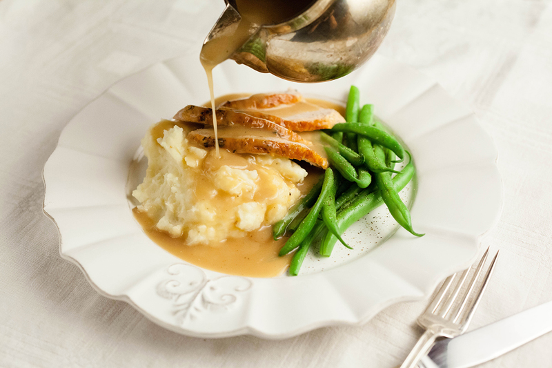 Homemake Turkey Gravy | myhumblekitchen.com