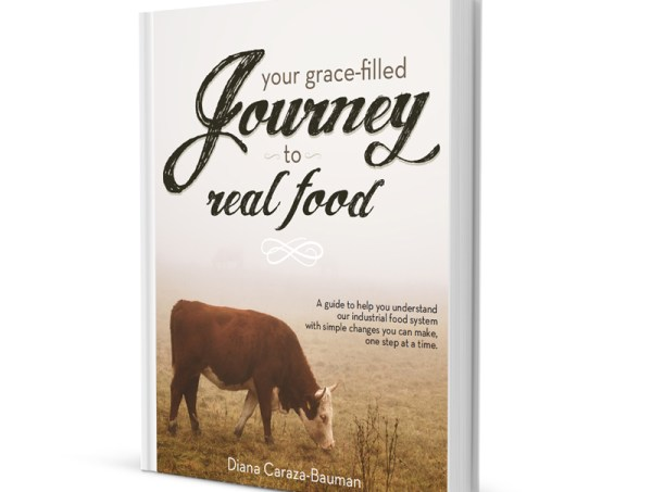 Your Grace Filled Journey to Real Food