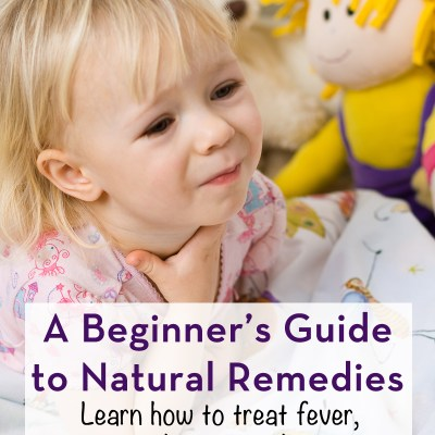 A Beginner's Guide to Natural Remedies