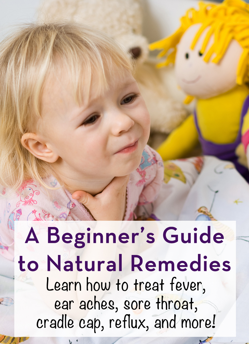 A Beginner's Guide to Natural Remedies - myhumblekitchen.com