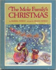 The Mole Family's Christmas by Russell Hoban
