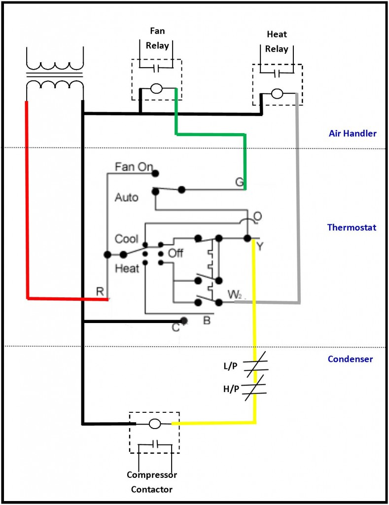 home a c compressor wiring diagram home automotive wiring diagram