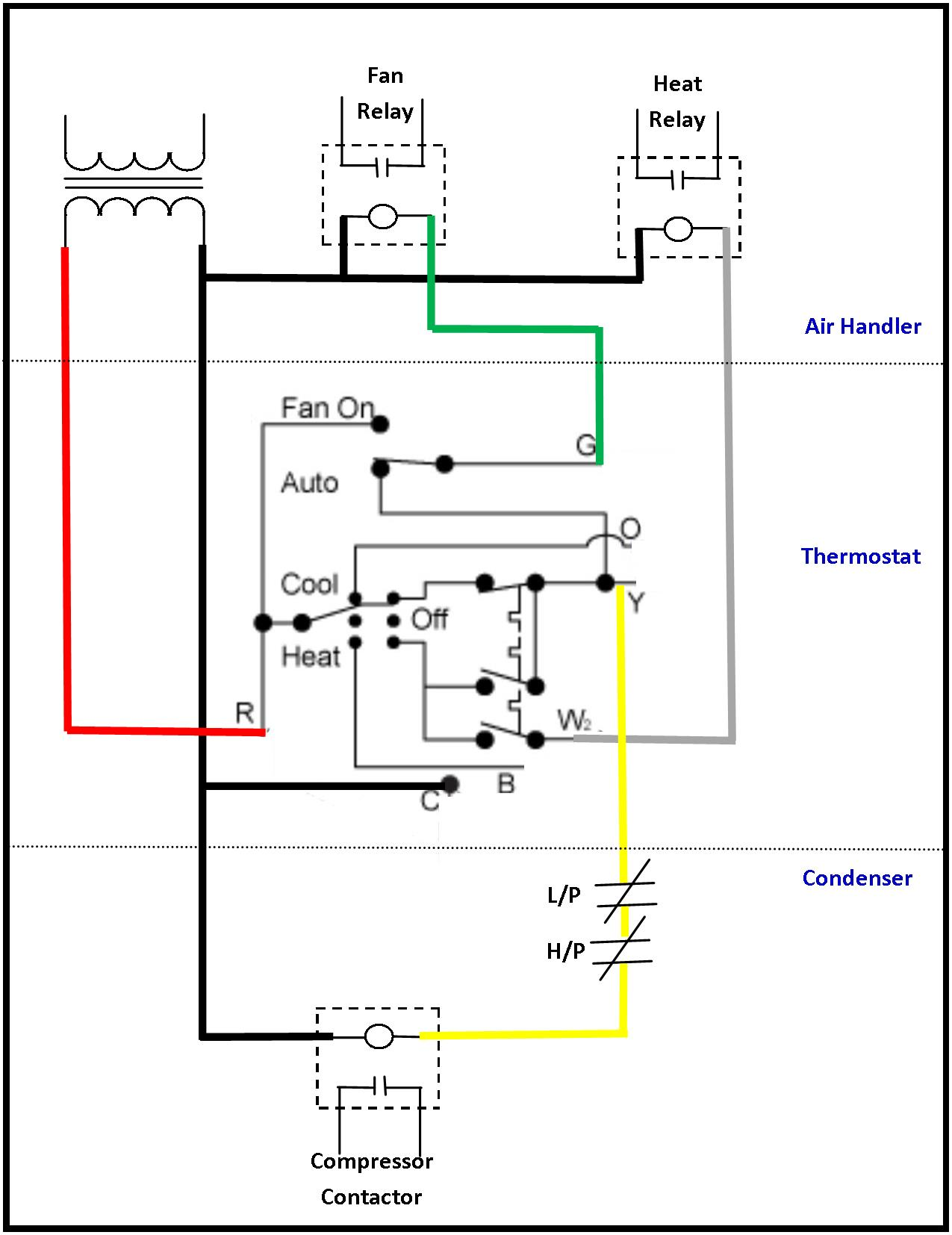 low voltage thermostat wiring diagram with Central Ac Wiring Diagram on Central Ac Wiring Diagram likewise Electrical Wiring Color Codes likewise The Sophisticated Diy Home Automation System additionally Aircon 3 Ton also Gvd 6 Wiring Diagram Wiring Diagrams.