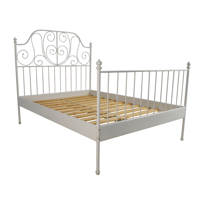 leirvik bed frame review