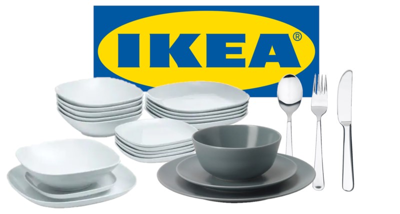 ikea dishes plates bowls are they