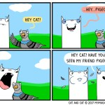 cat comic pigeon