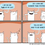 cat comic diet