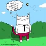 cat comic temptation