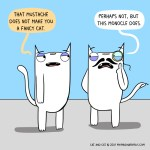 cat comic fancy