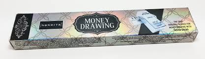 Money Drawing Incense Nandita packet