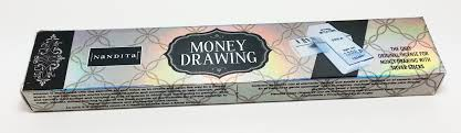 Money Drawing Incense Nandita packet