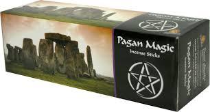 pagan magic incense myincensestore