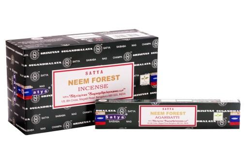 Satya Sai Baba Neem Forest Incense myincensestore.com