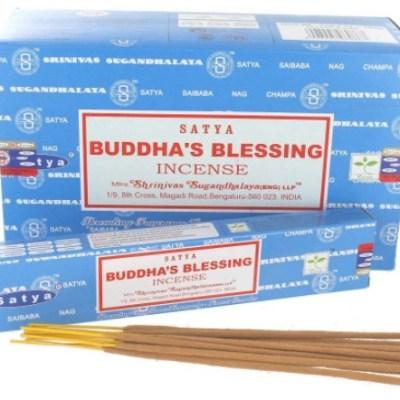 satya sai baba buddhas blessing incense myincensestore.com