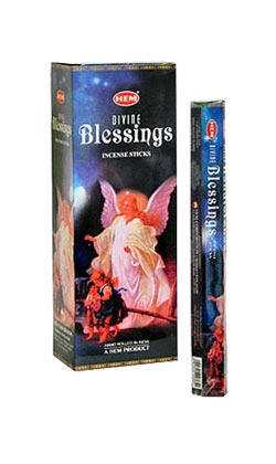 hem divine blessing incense myincensestore.com