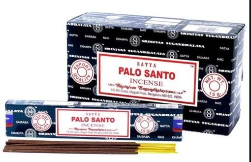 Satya Sai Baba Palo Santo Natural Incense meditation incense www. https://www.myincensestore.com/