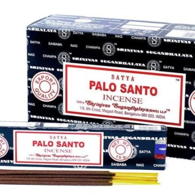 Satya Sai Baba Palo Santo Natural Incense meditation incense www. https://www.myincensestore.com/