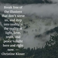 Christine Kloser: On Waking Up to the Truth