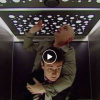Very Funny Viral Video: Voice-Activated Lift