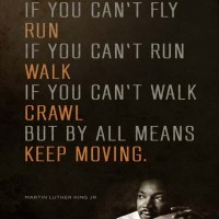 Martin Luther King Jr.: On Moving Forward