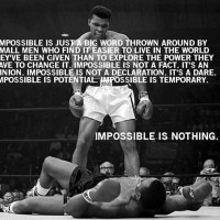 Muhammad Ali: Impossible Is Nothing
