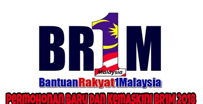 Permohonan Baru dan Kemaskini BR1M 2018