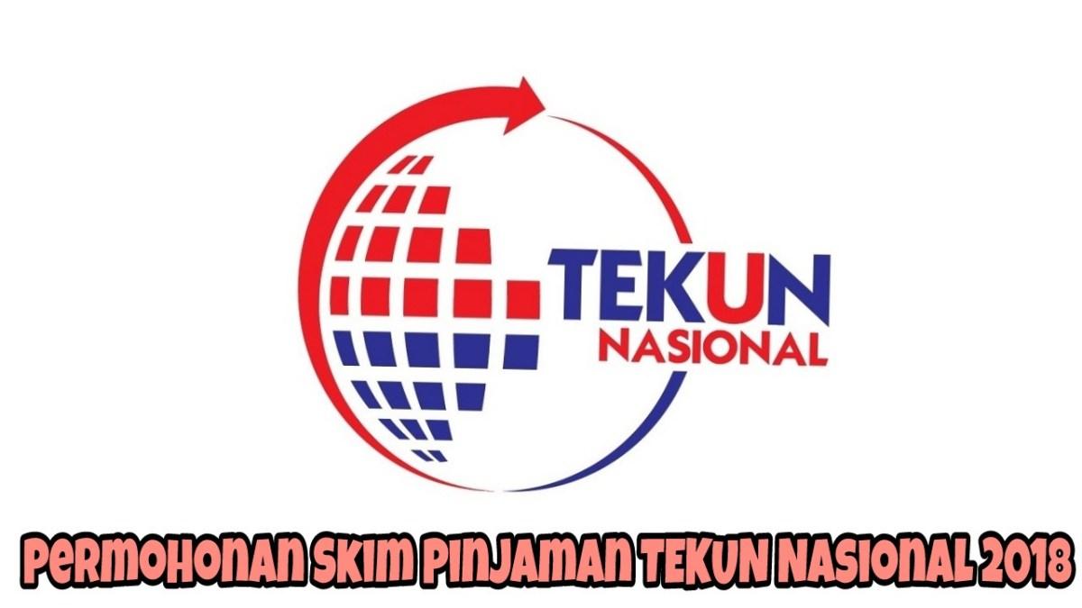 Permohonan Skim Pinjaman TEKUN Nasional 2018