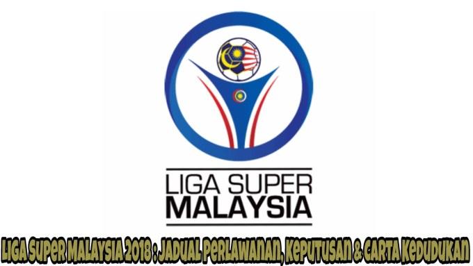 Liga Super Malaysia 2018 : Jadual Perlawanan, Keputusan & Carta Kedudukan