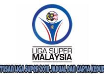 Keputusan Liga Super 2018 Jadual dan Carta Kedudukan