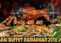 Senarai Buffet Ramadhan 2018 Johor