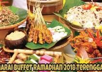 Senarai Buffet Ramadhan 2018 Terengganu