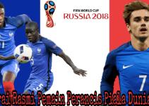 Senarai Rasmi Pemain Perancis Piala Dunia 2018 | Bilakah tarikh Piala Dunia FIFA 2018 akan berlangsung? Siapakah pemain Perancis yang bakal