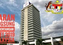 Siaran Langsung Pembentangan Bajet 2019 Malaysia