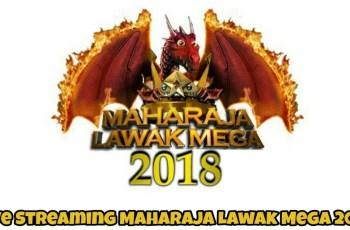 Siaran Langsung Maharaja Lawak Mega 2018