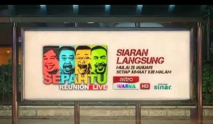 Live Streaming Sepahtu Reunion Live 2019 (Musim 3)