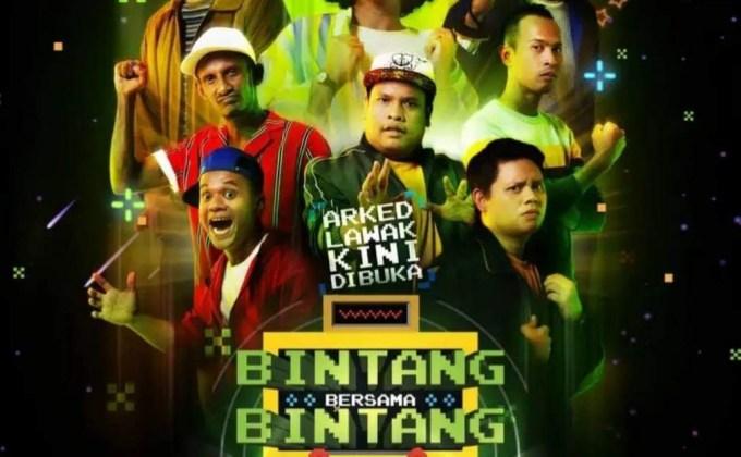 Tonton Live Bintang Bersama Bintang 2019 Online (BBB)