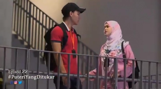Tonton Drama Puteri Yang Ditukar Episod 30