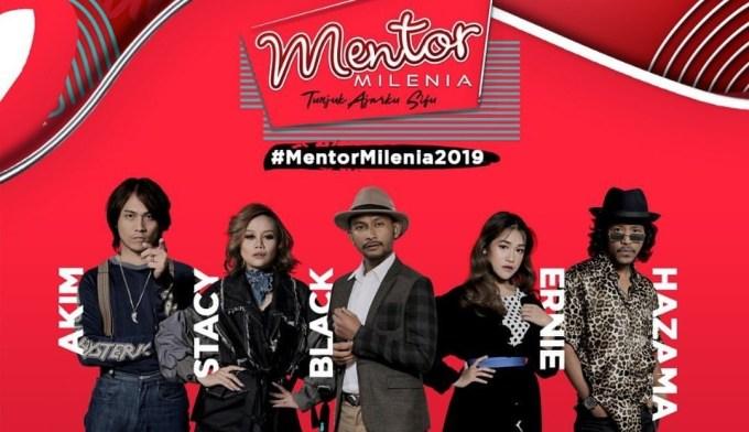 Siaran Langsung Mentor Milenia 2019 (TV3)