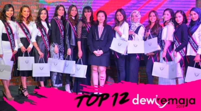 Senarai Peserta Dewi Remaja 2019/2020 (Top 12)