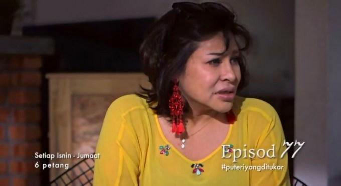 Tonton Drama Puteri Yang Ditukar Episod 77