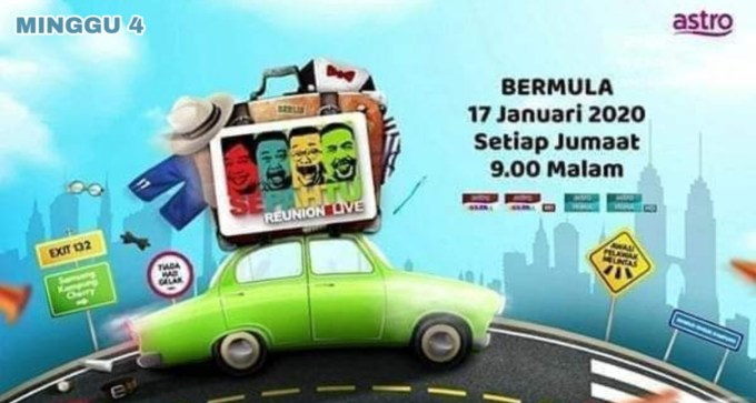 Live Streaming Sepahtu Reunion Live 2020 Minggu 4