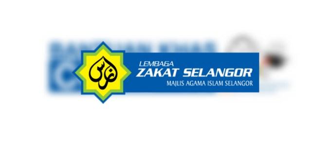 Permohonan Bantuan Zakat Selangor Online (Agihan Khas COVID-19)