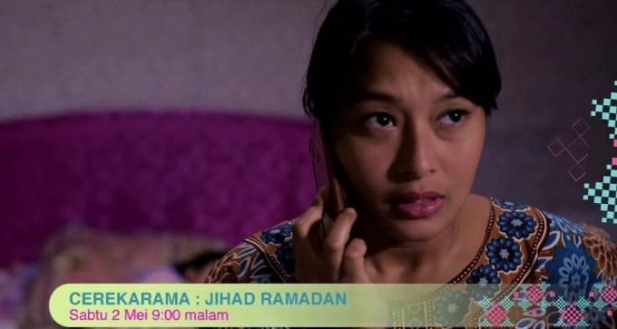 Tonton Telefilem Jihad Ramadan (Cerekarama TV3)