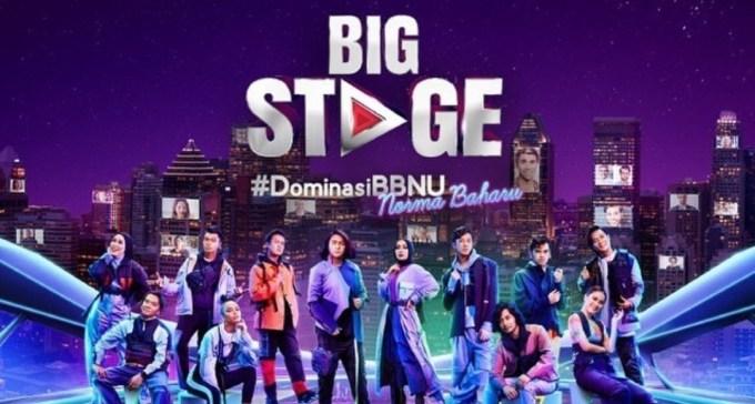 Live Streaming Big Stage 2020 Minggu 1 (Online)