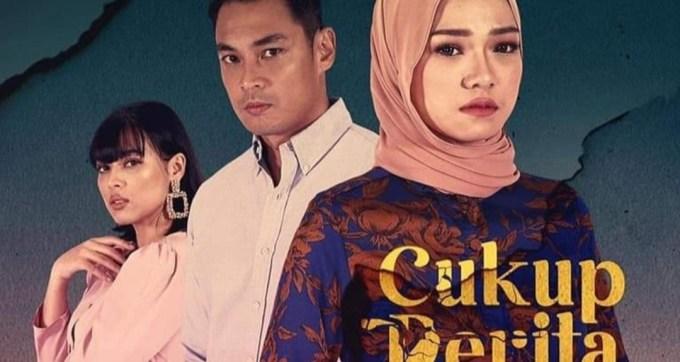Sinopsis Drama Cukup Derita Itu Lakonan Hisyam Hamid Dan Ruhainies