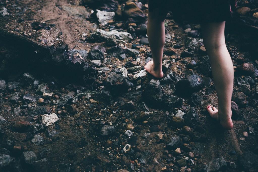 rocky walk