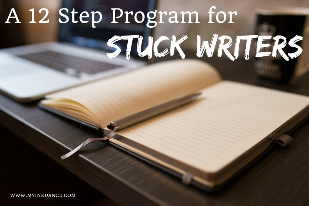 A 12 STEP PROGRAM FOR