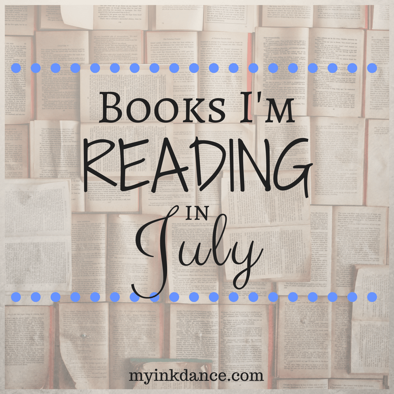 Don't miss fiction to get lost in only to find pieces of yourself! Here's what I read this month @ My Ink Dance.