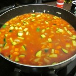 Veggie and Bean Stoup