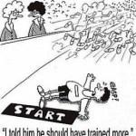Half Marathon Training – Week 1